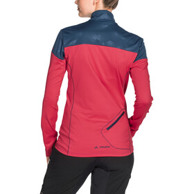 VAUDE All Year Moab - Maillot manches longues Femme - rose/bleu